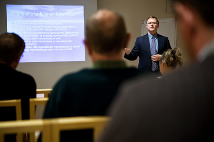 timo koivurova lecture at the 20th anniversary.jpg